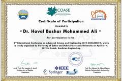 Haval Bashar Mohammed Ali