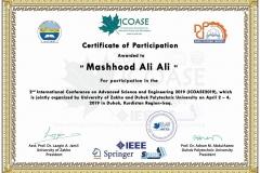 Mashhood Ali Ali