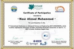 Noor Ahmed Mohammed